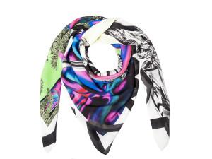 Shizuka  Creation, silk scarf by karlssonwilker