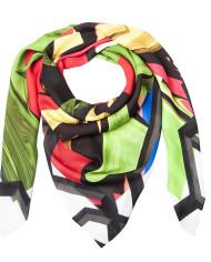 Shizuka 004/Bold, silk scarf by karlssonwilker