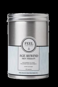 Age rewind skin therapy