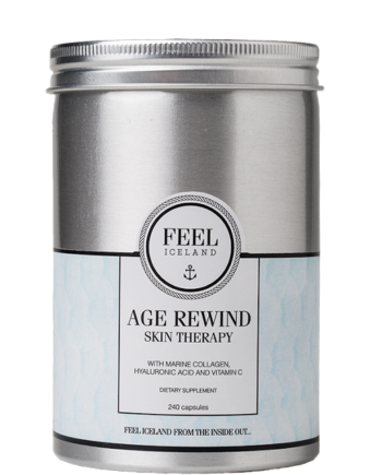 Age rewind skin therapy