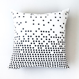 Cushion Cover Dots by IHANNA HOME