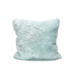 Mokka cushion cover, sheepskin, Further North